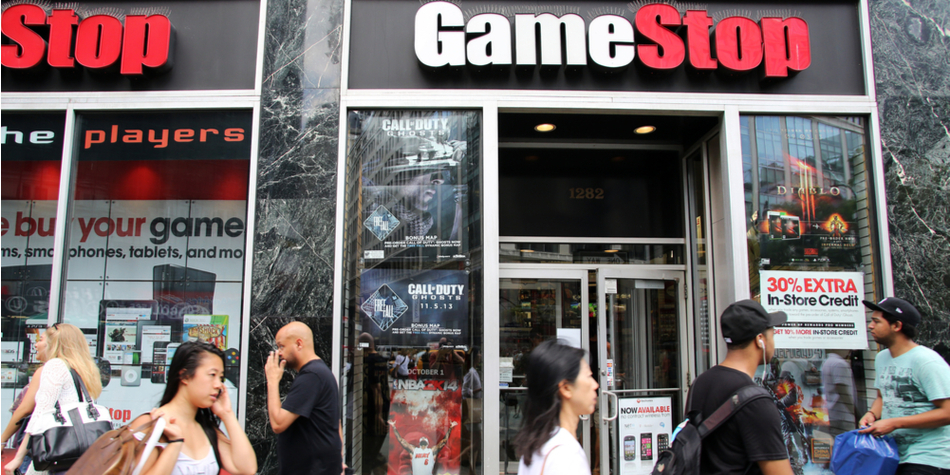 Blue-Chip Stocks to Buy Before Black Friday: GameStop (GME)