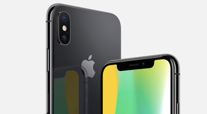 iPhone X demand - Apple Inc. Slides on Reports of Slowing iPhone X Demand