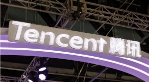 Tencent stock TCEHY stock