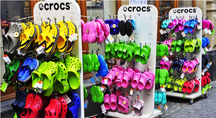 Top Stocks Under $10: Crocs, Inc. (CROX)
