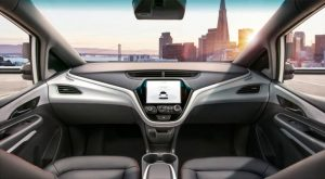 2019 GM Robo-Taxi Won't Have Steering Wheel, Pedals