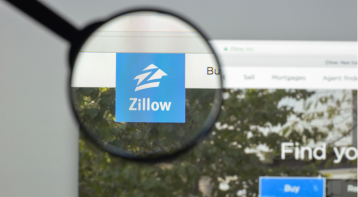 Zillow stock - Put a Pin in Zillow Group Inc on Your Investing Map