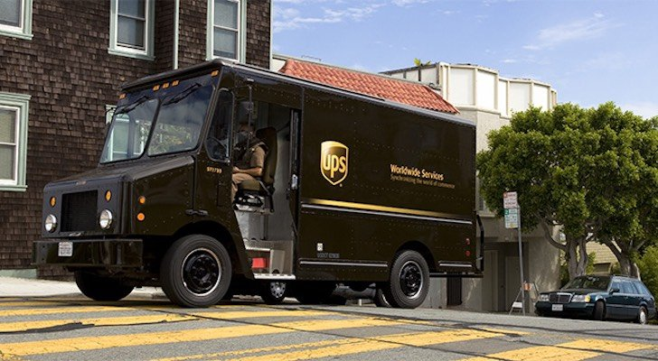 20 Best S&P 500 Stocks: United Parcel Service (UPS)