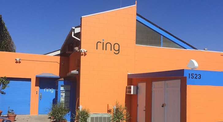 Ring - Amazon.com, Inc. Acquires Ring, A Smart Doorbell Startup
