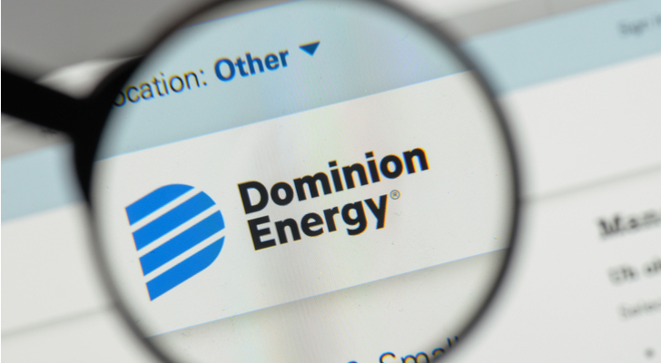 Dividend Stocks That Are Worth Your Money: Dominion Energy (D)