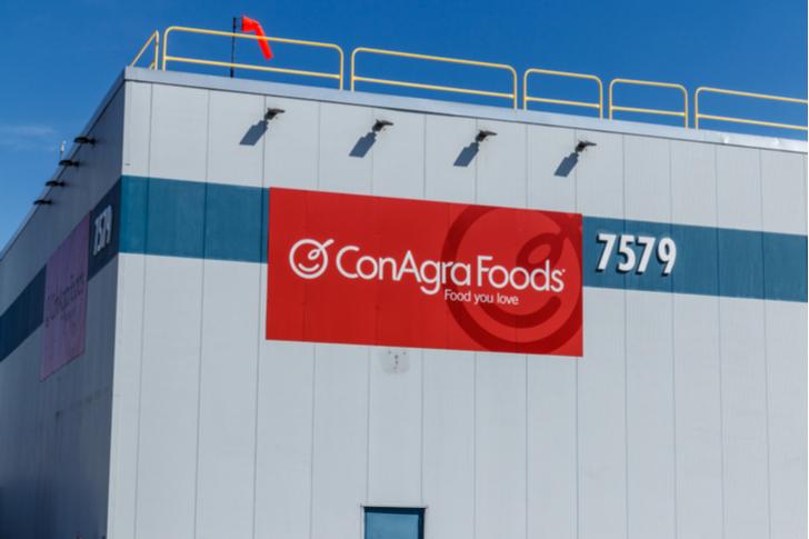 Consumer Goods Stocks to Buy: Conagra (CAG)