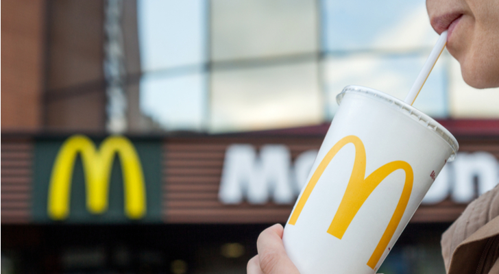Mcdonalds Corp (NYSE:MCD) Institutional Investors Quarterly Sentiment