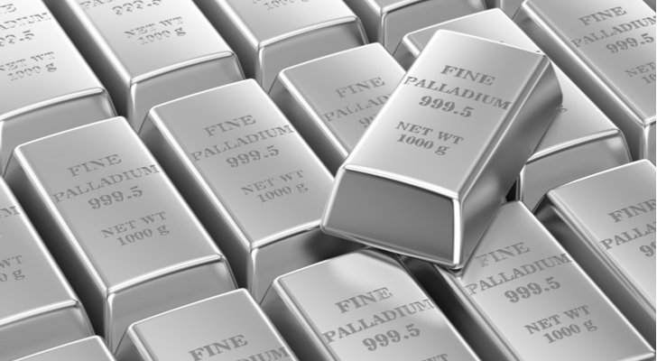 Best Commodities to Buy: Palladium