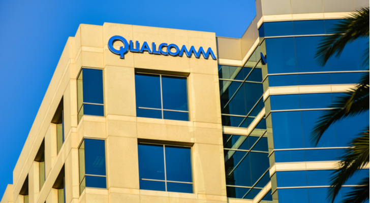 Qualcomm stock