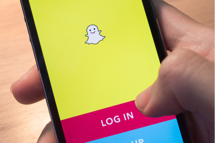 Investors Look to Future As Snap Stock Reports Its Past Earnings
