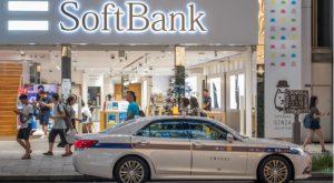 SoftBank Gears Up for $21 Billion IPO