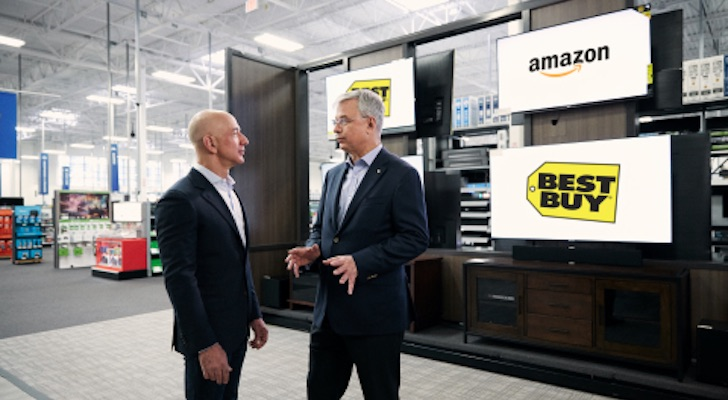 Amazon partners Best Buy to launch Fire TV edition smart TVs
