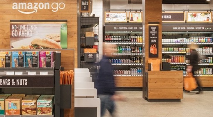 Amazon To Open Cashier-Less Stores In Chicago, San Francisco