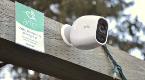 Mother's Day 2018 High Tech Gift Guide: Arlo Pro 2 Wireless Camera