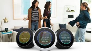 Mother's Day 2018 High Tech Gift Guide: Amazon Echo Spot
