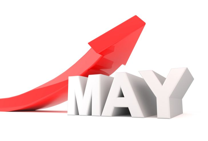 best may stocks - 3 Types of Stocks That Led the Market to Its Best May in Years