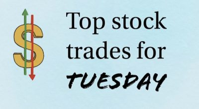 5 Top Stock Trades for Tuesday: SPY, NFLX, TSLA, AMD, T