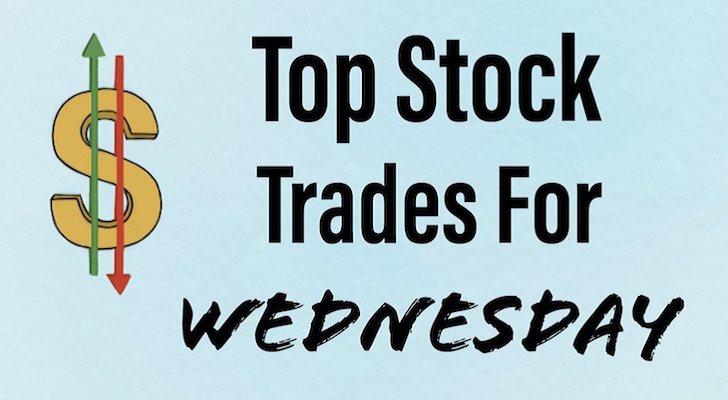 top stock trades - 5 Top Stock Trades for Wednesday: AMD's Teaming Up With Amazon?
