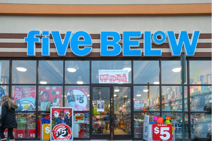 FIVE stock - Five Below Inc Isn't Your Ordinary Retail Stock