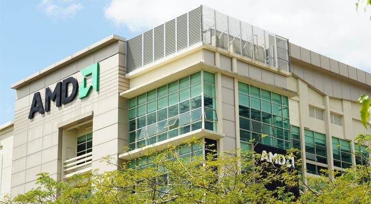 Top Stocks of 2018 No. 8: Advanced Micro Devices (AMD)