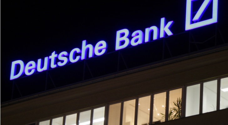 15 Political Stocks: Deutsche Bank (DB)
