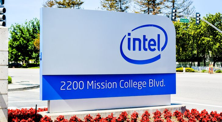 Dow Jones Stocks: Intel (INTC)