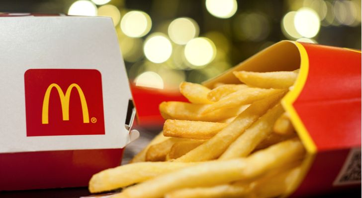 MCD stock - The Recent Rally In McDonald's Stock Is Too Supersized