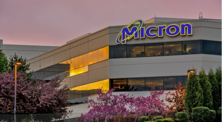 Single Digit P/E Stocks: Micron (MU)