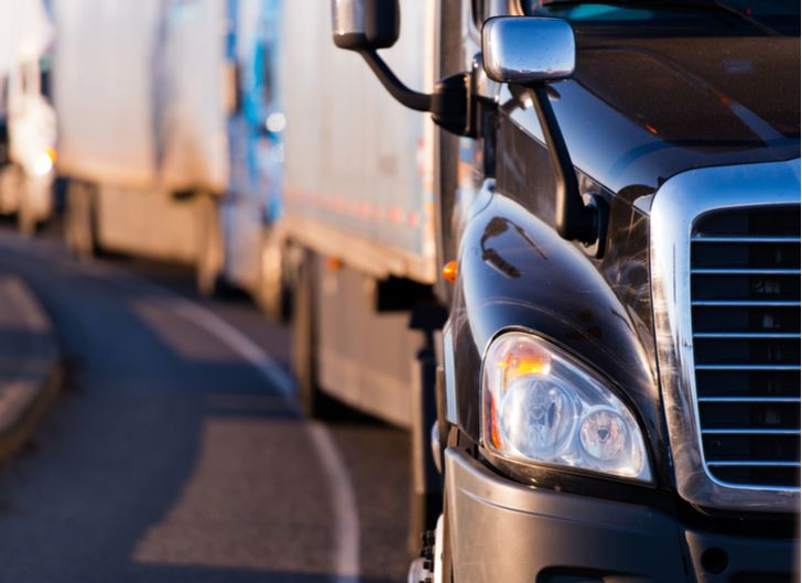 a39dc824 Source: Shutterstock. Very few investing sectors represent the current  administration better than trucking stocks.
