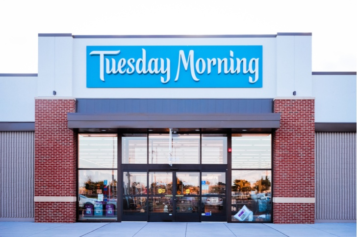 20 Short-Squeeze Stocks: Tuesday Morning (TUES)