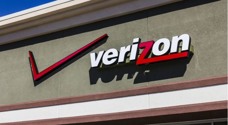 Dow Jones Stocks: Verizon (VZ)