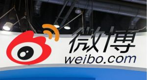 Chinese stocks to sell: Weibo (WB)