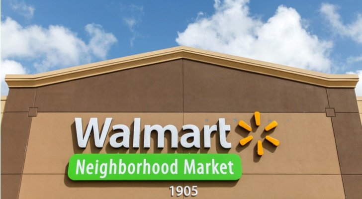 Top E-Commerce Stocks: Walmart (WMT)