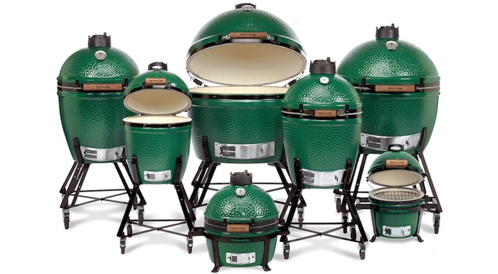 Best Grills for Your Summer BBQ: Big Green Egg