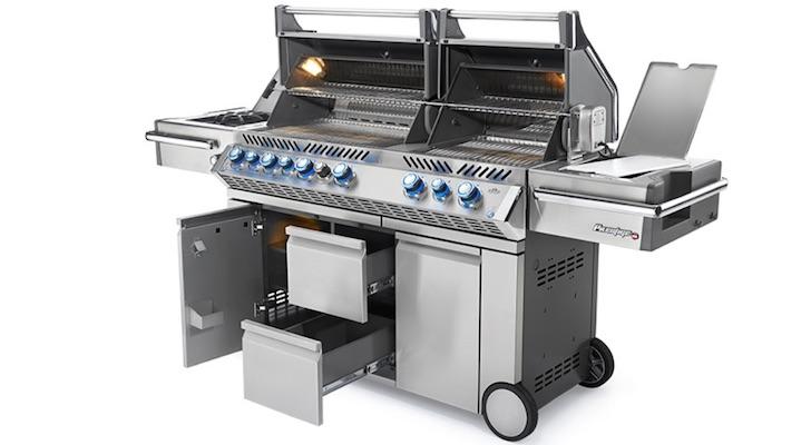 Best Grills for Your Summer BBQ: Napoleon Prestige PRO 825 RSBI