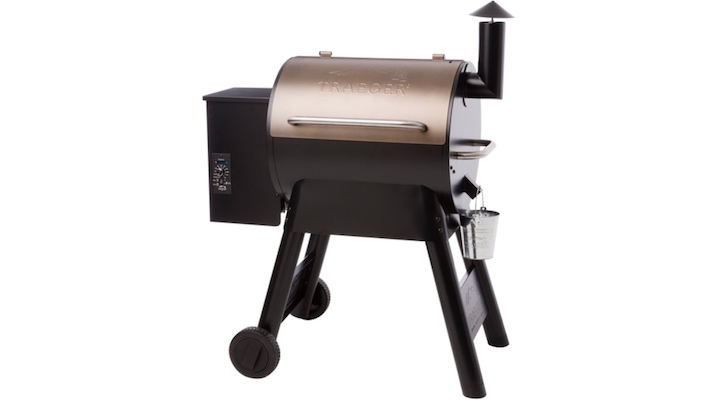 Best Grills for Your Summer BBQ: Traeger Pro Series 22