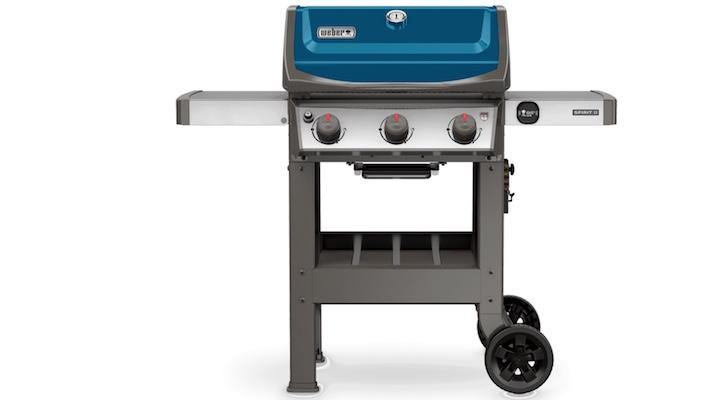 Best Grills for Your Summer BBQ: Weber Spirit E310