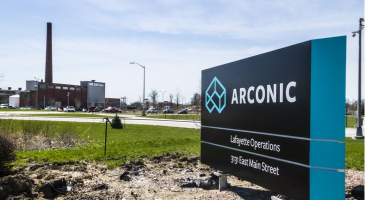 Takeover Stocks: Arconic (ARNC)