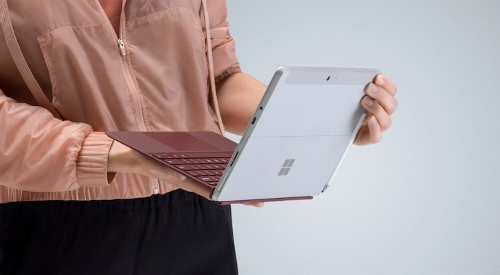 """Surface Go - Microsoft Announces Surface Go, The Rumored """"Cheap"""" Surface Tablet"""
