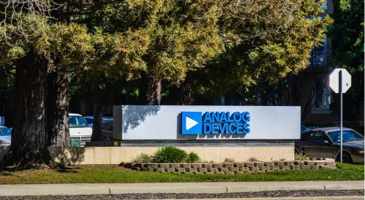 Best Alternative Internet of Things Stocks: Analog Devices (ADI)
