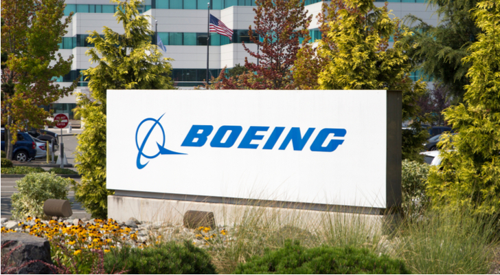 Aerospace Stocks to Buy: Boeing (BA)