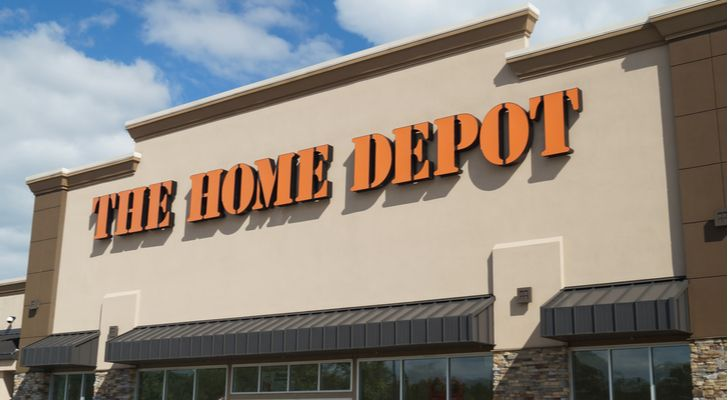 Top E-Commerce Stocks: Home Depot (HD)
