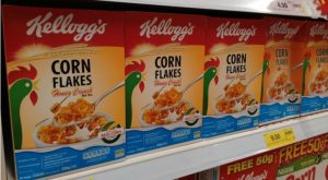 Kellogg Stock Takes a Dive on Guidance Cut