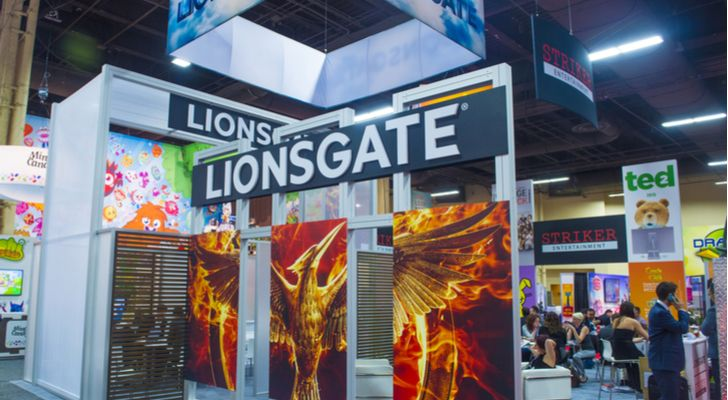 Takeover Stocks: Lions Gate Entertainment (LGF.A, LGF.B)