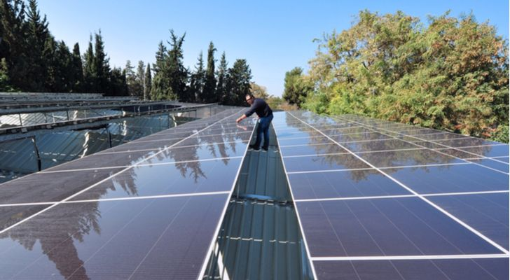 Best Solar Stocks to Invest In: Solaredge Technologies (SEDG)