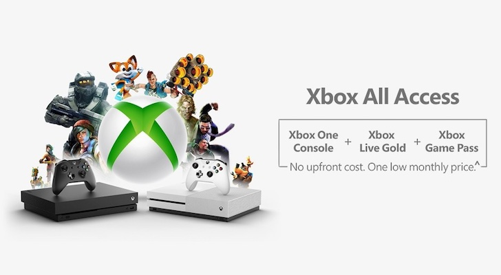 Microsoft stock - Why Microsoft's Xbox All Access Subscription Is Pure Genius