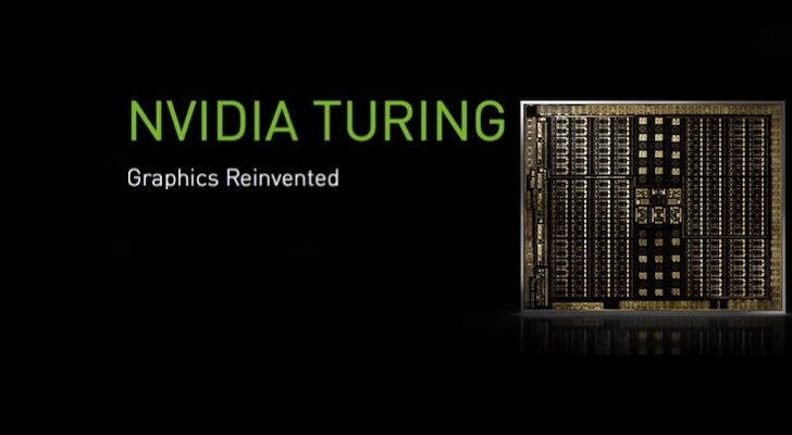Nvidia Turing - Nvidia Unveils Turing Architecture GPUs for the Professional Graphics Market