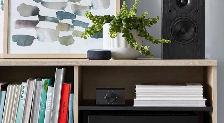 alexa event Amazon Echo Link and Echo Link Amp