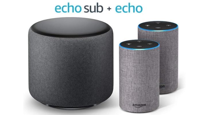 Alexa Event: Amazon Echo Sub