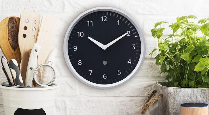 Alexa Event: Amazon Echo Wall Clock and Amazon Smart Plugs